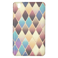 Abstract Colorful Background Tile Samsung Galaxy Tab Pro 8 4 Hardshell Case