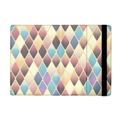 Abstract Colorful Background Tile Ipad Mini 2 Flip Cases