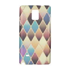 Abstract Colorful Background Tile Samsung Galaxy Note 4 Hardshell Case