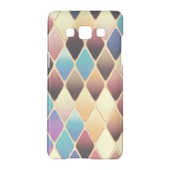 Abstract Colorful Background Tile Samsung Galaxy A5 Hardshell Case