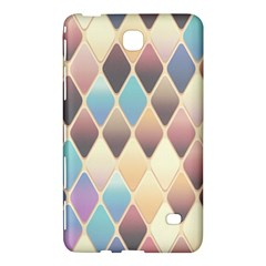Abstract Colorful Background Tile Samsung Galaxy Tab 4 (8 ) Hardshell Case