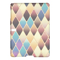 Abstract Colorful Background Tile Samsung Galaxy Tab S (10 5 ) Hardshell Case