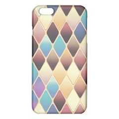Abstract Colorful Background Tile iPhone 6 Plus/6S Plus TPU Case