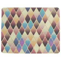 Abstract Colorful Background Tile Jigsaw Puzzle Photo Stand (rectangular)