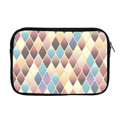Abstract Colorful Background Tile Apple Macbook Pro 17  Zipper Case