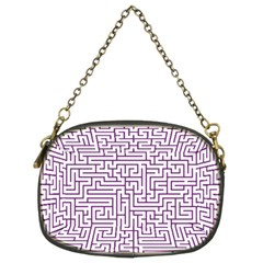 Maze Lost Confusing Puzzle Chain Purses (two Sides)