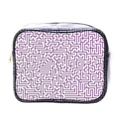Maze Lost Confusing Puzzle Mini Toiletries Bags