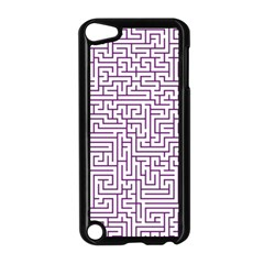 Maze Lost Confusing Puzzle Apple Ipod Touch 5 Case (black)