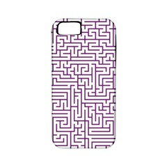Maze Lost Confusing Puzzle Apple Iphone 5 Classic Hardshell Case (pc+silicone)