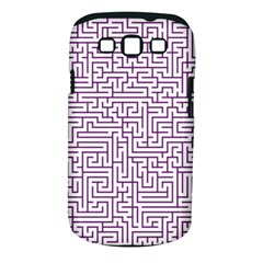 Maze Lost Confusing Puzzle Samsung Galaxy S Iii Classic Hardshell Case (pc+silicone)