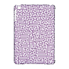 Maze Lost Confusing Puzzle Apple Ipad Mini Hardshell Case (compatible With Smart Cover)