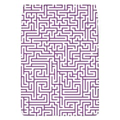 Maze Lost Confusing Puzzle Flap Covers (s)