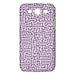 Maze Lost Confusing Puzzle Samsung Galaxy Mega 5 8 I9152 Hardshell Case