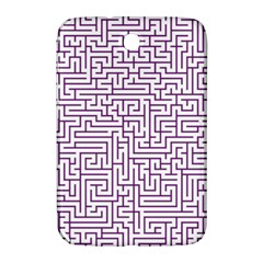 Maze Lost Confusing Puzzle Samsung Galaxy Note 8 0 N5100 Hardshell Case