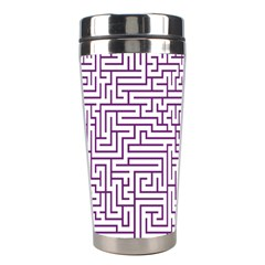 Maze Lost Confusing Puzzle Stainless Steel Travel Tumblers