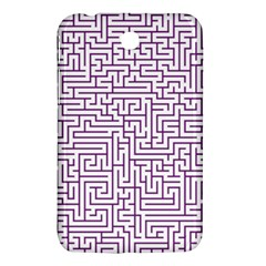 Maze Lost Confusing Puzzle Samsung Galaxy Tab 3 (7 ) P3200 Hardshell Case