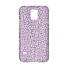 Maze Lost Confusing Puzzle Samsung Galaxy S5 Hardshell Case