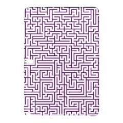 Maze Lost Confusing Puzzle Samsung Galaxy Tab Pro 10.1 Hardshell Case