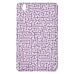 Maze Lost Confusing Puzzle Samsung Galaxy Tab Pro 8 4 Hardshell Case