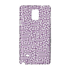Maze Lost Confusing Puzzle Samsung Galaxy Note 4 Hardshell Case