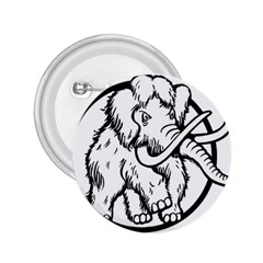 Mammoth Elephant Strong 2.25  Buttons
