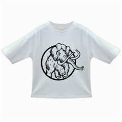 Mammoth Elephant Strong Infant/Toddler T-Shirts