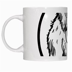 Mammoth Elephant Strong White Mugs