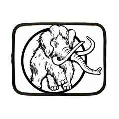 Mammoth Elephant Strong Netbook Case (small)