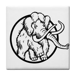 Mammoth Elephant Strong Face Towel