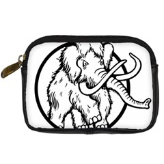 Mammoth Elephant Strong Digital Camera Cases