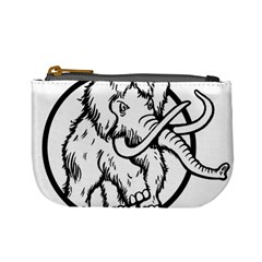 Mammoth Elephant Strong Mini Coin Purses