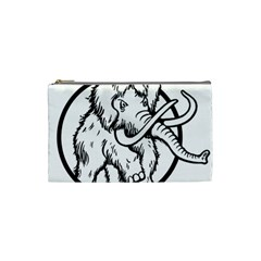 Mammoth Elephant Strong Cosmetic Bag (small)