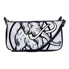 Mammoth Elephant Strong Shoulder Clutch Bags