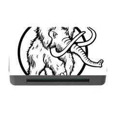 Mammoth Elephant Strong Memory Card Reader With Cf