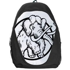 Mammoth Elephant Strong Backpack Bag