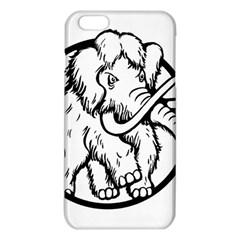 Mammoth Elephant Strong Iphone 6 Plus/6s Plus Tpu Case