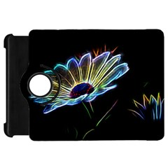 Flower Pattern Design Abstract Background Kindle Fire HD 7