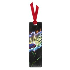 Flower Pattern Design Abstract Background Small Book Marks
