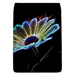 Flower Pattern Design Abstract Background Flap Covers (l)