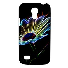 Flower Pattern Design Abstract Background Galaxy S4 Mini