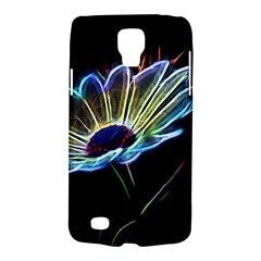 Flower Pattern Design Abstract Background Galaxy S4 Active