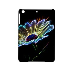 Flower Pattern Design Abstract Background Ipad Mini 2 Hardshell Cases