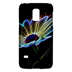 Flower Pattern Design Abstract Background Galaxy S5 Mini