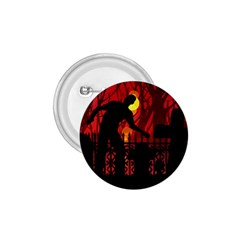 Horror Zombie Ghosts Creepy 1.75  Buttons
