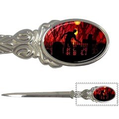 Horror Zombie Ghosts Creepy Letter Openers