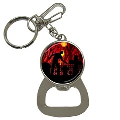 Horror Zombie Ghosts Creepy Button Necklaces