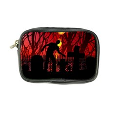 Horror Zombie Ghosts Creepy Coin Purse