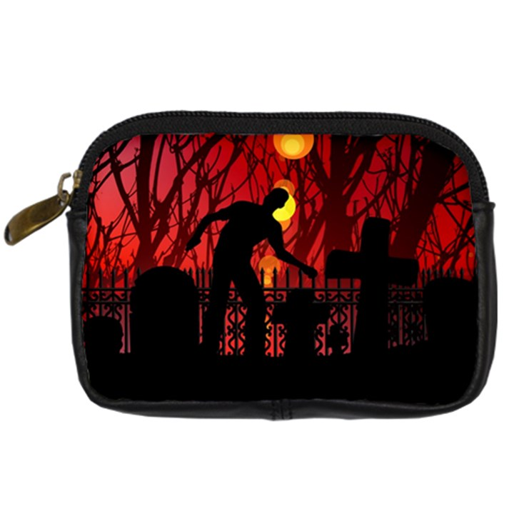 Horror Zombie Ghosts Creepy Digital Camera Cases