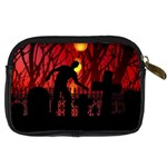 Horror Zombie Ghosts Creepy Digital Camera Cases Back