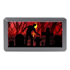 Horror Zombie Ghosts Creepy Memory Card Reader (mini)